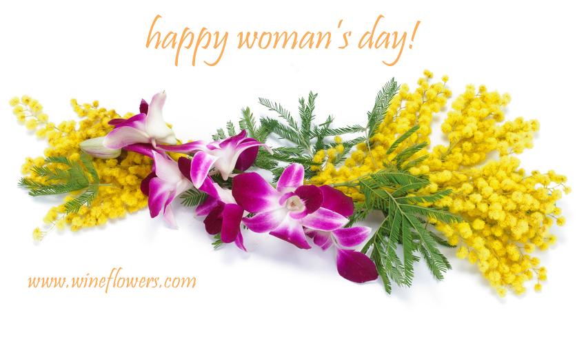 Festa della Donna, buon 8 marzo!