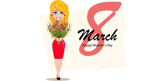flowers and gifts for womans day