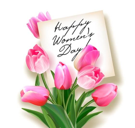 fiori per la Festa della Donna